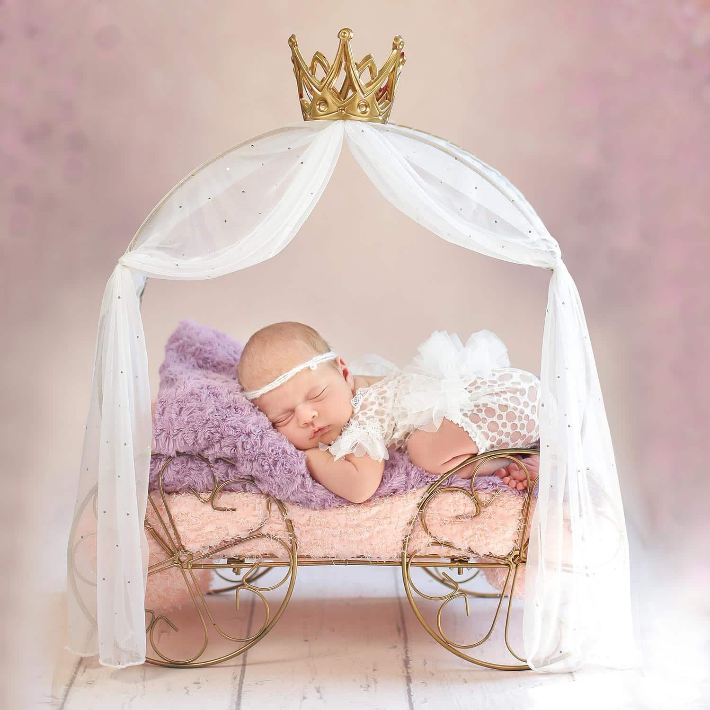 Neugeborene Fotoshootings beim schlaf
